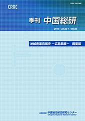 地域産業発展史-広島県編- 概要版